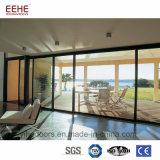 L'intérieur ou extérieur des portes coulissantes en aluminium Prix Philippines