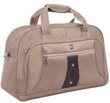 黒いナイロン単一の肩のバックパックのダッフルバッグ旅行袋