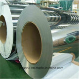 Baosteel Grado 201, 304 L/316/L 310S de 409 430 2b Ba Hl bobinas de acero inoxidable acabado