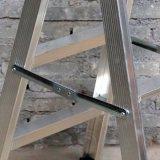 7つのステップ家のための歩く溶接のアルミニウム梯子