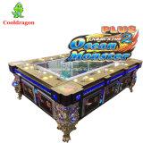 Muntstuk In werking gestelde OceaanKoning 2 plus de OceaanMachine van het Spel van de Visserij van de Arcade van de Jager van de Vissen van het Monster