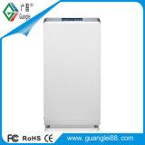 La oficina en casa purificador de aire del sensor de la calidad del aire panel táctil LCD