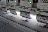 쉬운 손잡이 행복한 자수 기계 판매 다중 바늘 호환성 4개의 헤드 자수 재봉틀을%s 가진 소형 컴퓨터 자수 기계