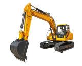 máquina escavadora da esteira rolante de 18t 140HP mini