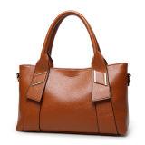 2017秋および冬の新しい女性のパッケージの方法Litchiパターン大きい袋手のメッセンジャー袋のショルダー・バッグ