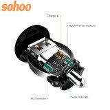 Миниый заряжатель автомобиля USB портов 5V 3.1A 2 для мобильного телефона