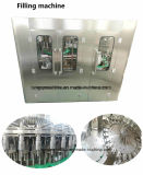 自動液体のびん水処理システムが付いている純粋な水充填機