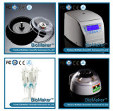 Аттестованная CE безопасная центробежка 100-14800rpm СИД высокоскоростная микро-