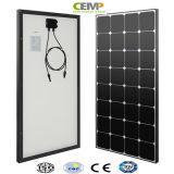 Il modulo solare monocristallino certo 110W, 140W, 150W, 190W offre 25 anni di garanzia dell'uscita