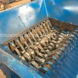 Starker 2 Welle-Reißwolf, Industrieabfall-Reifen, der Maschine aufbereitet