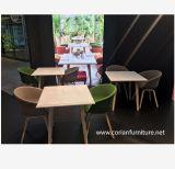 Mesa de centro agradável da mobília da entrada do hotel do projeto de Corian