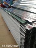 電流を通された波形の屋根ふきシートか電流を通された屋根ふきのコイルまたはGalvalumeによって波形を付けられるシートまたはGalvalumeのコイルまたはPrepainted電流を通されるシートかPrepaintedコイルに屋根を付ける