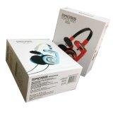 Rectángulo de papel para el empaquetado/papel del auricular que empaqueta para el rectángulo del auricular