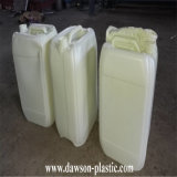 50л масла в баке машины выдувного формования пластика