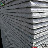 Panino di alluminio d'acciaio galvanizzato della gomma piuma dell'isolamento dello strato ENV del ferro