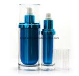L'acrylique crème cosmétique bouteille avec Pompe à lotion