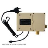 Wc estándar americano Chrome Touchless automático de la cuenca del grifo de agua eléctrico