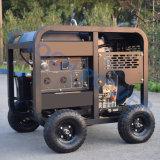 6kVA arrefecido a ar do tipo portátil gerador diesel de uso doméstico