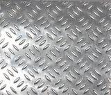 De spiegel Gebeëindigde Plaat/het Blad van het Loopvlak van het Aluminium met Drie Staven