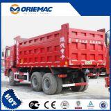 中国8*4 Shancman 18m3 380HP 12の車輪のダンプトラック
