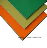 装飾のためのアルミニウム複合材料のパネル
