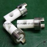 Peças cerâmicas Zironia das válvulas cerâmicas cerâmicas avançadas novas de Xyc