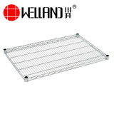 Commercial Warehouse Factory NSF 4 of animal Adjustable chrome Metal STORAGE Wire Shelving rack