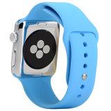 23 de Voorraad van kleuren op Riem van het Horloge van het Silicone van de Verkoop de Rubber voor Reeks 1 2 3 van het Horloge van de Appel