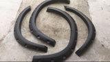 Neue schwarze Schutzvorrichtung-Aufflackern-Rad-Ordnung ABS Ford-F150 für Raubvogel 2015 Ford-F-150 2009 - 2015