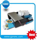 CD 인쇄 기계 디스크 표면 색칠 DVD 인쇄 기계
