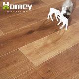 Nouveau style de Look en bois naturel imperméable en plastique de vinyle PVC Flooring