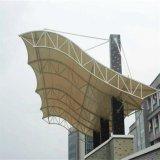[بتف] يكسى [فيبرغلسّ] تفلون غشاء الهندسة المعماريّة غشاء