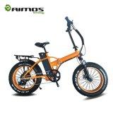 [36ف] [350و] سمينة إطار العجلة ثلج [إ] درّاجة درّاجة [فولدبل] كهربائيّة