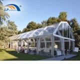 Outdoor Grande Structure de polygone Transparent tente pour la célébration de l'événement de mariage