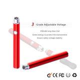 350mAh e cigarros electrónicos Vaporizador da Bateria