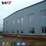 Almacén estructural de acero del calibrador ligero de dos pisos