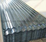 Leistungsfähige gewölbte galvanisierte Stahldach-Platte für Cameroon
