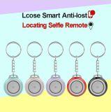 Slimme Draadloze Bluetooth 4.0 anti-Verloren GPS van de Vinder van het Alarm van de Drijver Zeer belangrijk Merkteken Selfie voor de Sleutels van de Zakken van de Portefeuilles van de Kinderen van Huisdieren