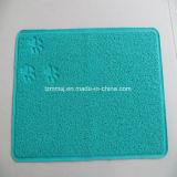 Produit d'animal familier de bobine de PVC de couvre-tapis d'étage d'animal familier