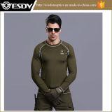 Exército de tácticas de combate militar de fato quente camisola Lingerie Térmica
