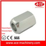 Blocchetto lavorante di CNC di precisione di alluminio dell'OEM