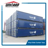 Low Price Clouded Factory PVC Shipping Container Cover