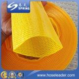 熱い販売PVCによって置かれる平らなホース