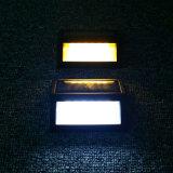 Balcon avec éclairage à LED solaire 1w panneau solaire de silicium unique