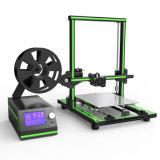 형식 Anet 높은 정밀도 알루미늄 5 분 E10 3D 인쇄 기계 기계