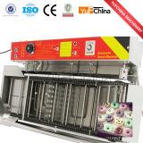Minimaschine der schaumgummiring-5PCS, rostfreier elektrischer Krapfen-Hersteller