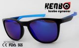 Lunettes de soleil de type de sports de la voie Kp70229 de mode