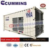 de Geluiddichte Generator van 1100 kVACummins [IC180301_L]
