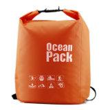 스포츠는 건조 자루 옥외 PVC 방수포 건조 자루 책가방을 방수 처리한다