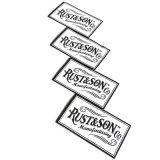 Uitstekende kwaliteit Geweven Etiketten Gepersonaliseerd voor Kledingstuk